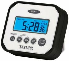 TaylorSplash 'n Drop Impact and Water Resistant Timer/Clock