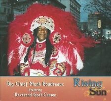 Rising Sun [Digipak] * by Big Chief Monk Boudreaux (CD, 2009, f. Boo Music)