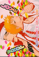 Bleach Doujinshi Renji x Ichigo Love Drop M2