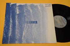 MASSIMO COLOMBO TRIO LP ALEXANDER ORIG NM ITALIAN GROUP JAZZ