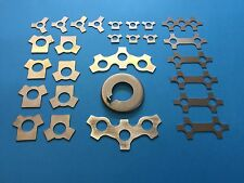 Daimler DB18 Saloon, Drop Head Coupe & Consort Engine Lock Tab Washer Set