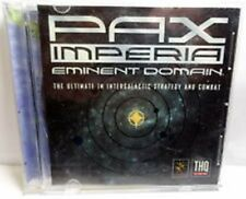Pax Imperia Eminent Domain   JEWEL  CASE  NO  MANUAL