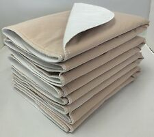 12-34x36 TAN Backing washable reusable dog Cat training puppy pee pads
