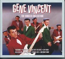 Gene Vincent - The Singles Collection...Greatest Hits...Best Of (3CD) NEW/SEALED