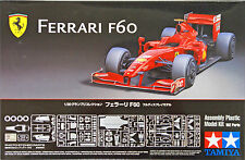 Tamiya 20059 Ferrari F60 w/Photo Etched Parts 1/20 scale kit