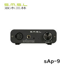 SMSL SAP-9 Full balanced headphones Amplifier XLR/6.35MM/2.5MM