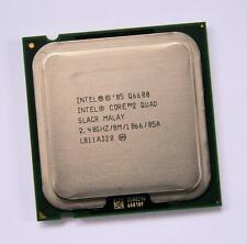 Intel core 2 Quad Q6600 (SLACR) Quad core 2.4GHz/8M/1066 Spina LGA775 CPU
