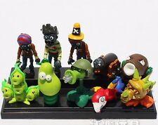 Plants vs Zombies 2 Action Figures Toy Gift Cake Topper Set of 10 #005 US