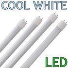 LED T8 Fluorescent Light Tube Replacement Bulb Lamp 3FT 4FT 5FT 6FT Cool White