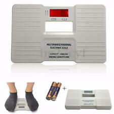 150KG Digital Electronic Glass Bathroom Scales Body Slim Weighing Weight Scale