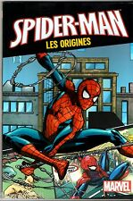 SPIDER-MAN ¤ LES ORIGINES ¤ 2013 marvel/hachette jeunesse
