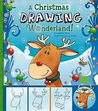 Christmas Drawing Wonderland! by Jennifer M. Besel (2013, Paperback)