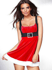 NEW! Frederick's of Hollywood SLEIGH BELLE PLUS SIZE 2X Sexy Santa Claus Costume