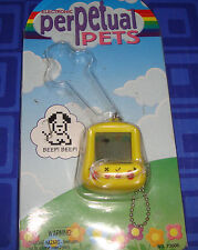 PerPETual Pets Game Electronic Handheld Keychain Game New In Package