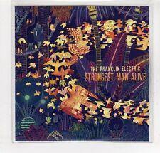 (GM749) The Franklin Electric, Strongest Man Alive - 2015 DJ CD