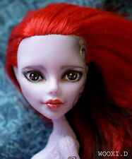 Monster High doll Operetta custom OOAK  by WOOXI
