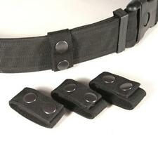 "Set of 4 Protec Nylon Belt Keeps for 2"" or 50mm Duty Belts."