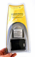 NEW Palm Treo 755 755P Extended 2200mAh Battery +Phone Cover Sprint Verizon AT&T