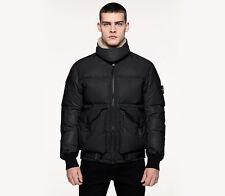 Da Uomo STONE ISLAND Nascosto riflettente verso il basso Imbottito Militare Giacca Cappotto RP £ 995 XL