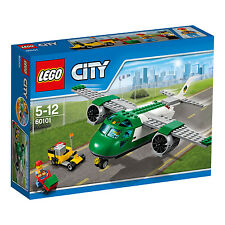 60101 LEGO City Airport Airport Cargo Plane Ages 5-12 & 157 Pieces New