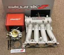 Skunk2 Pro Series Intake Manifold + 70mm Throttle Body for D-Series D15/D16 SOHC