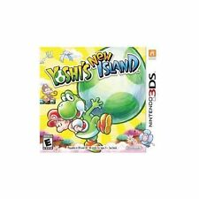 3DS Yoshi's New Island Game (BRAND NEW FACTORY SEALED) Nintendo