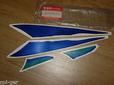 Suzuki GSXR-1100-W Fuel Tank Decal Tape Set P/No. 68110-46E00-E9P Genuine NOS