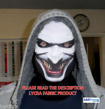 Joker Face Halloween Máscara De Terror Aterrador Cara Fancy Dress Grim Reaper L&s Estampados