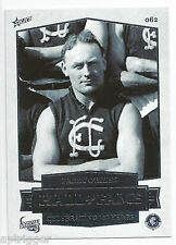 2014 Select 150 Years CARLTON FC (062) Hall of Fame Paddy O'BRIEN