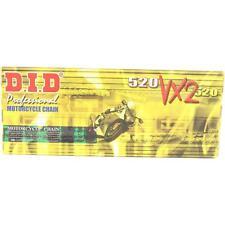 D.I.D 520 Pro-Street VX2 Series X-Ring Chain  520VX2X120FB*