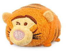 "DISNEY 2015 TSUM TSUM NWT TIGGER WINNIE THE POOH MINI 3.5"" TOY NEW AUTHENTIC"