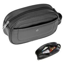 Samsonite Evolis Horizontal Travel Purse Toiletry Bag Shaving Make Up Case Tote