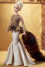 Barbie Silkstone Doll~CAPUCINE~Fashion Model~GOLD LABEL~2002~MIB w/shipper