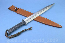 Chinese Sword Short sword Camping Daggers Sharp Blade #5452