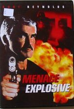 DVD MENACE EXPLOSIVE - Burt REYNOLDS / Keith CARRADINE / Charles DURNING