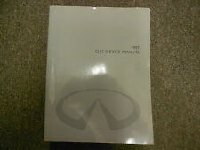 1997 Infiniti Q45 Service Repair Shop Manual FACTORY OEM BOOK 97 x