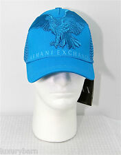 ARMANI EXCHANGE A|X BASEBALL EAGLE HAT ONE SIZE BRAND NEW AUTENTIC