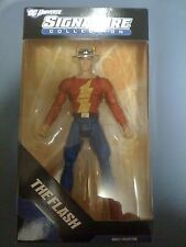 DC Universe Signature Collection The Flash Jay Garrick Figure NEW