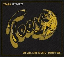 Tears - We All Like Music Dont We 1973 - 1978 ( CD ) NEW / SEALED