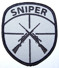 Sniper Patch - VELCRO - Military Army Navy Marine Police Airsoft SWAT Tactical X