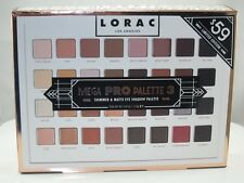 LORAC MEGA PRO 3 PALETTE EYE SHADOW Limited Edition FAST FREE SHIPPING
