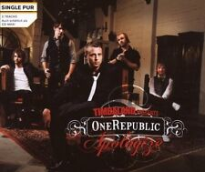 Timbaland pres. One Republic Apologize (2007; 2 tracks) [Maxi-CD]
