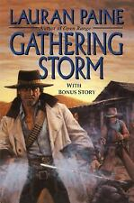 Gathering Storm by Lauran Paine (2013, Paperback)