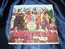 "THE BEATLES ""Sgt. Pepper's Lonely Hearts Club Band"" Capitol SMAS-2653 LP"