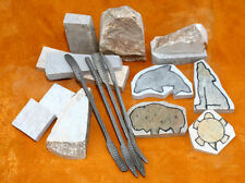 CHRISTMAS SPECIAL - SOAPSTONE CARVING KIT