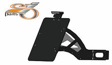 Harley Davidson Sportster 883 Apoya la matrícula lateral + completa Iluminación