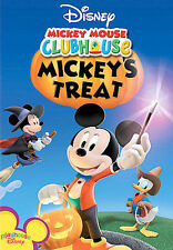 Mickey Mouse Clubhouse: Mickey's Treat DVD ,[BRAND NEW & SEALED. FREE SHIPPING]