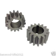 """2 x hobart mixer gear 5/8"""" 15 dents, A120 A200. remplace 124748. générique de rechange."""