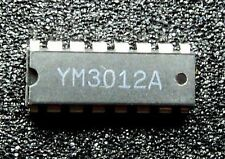 YM-3012 D/A Stereo DAC YM3012A Converter chip for Yamaha DX-27 DX-100 - YM3012