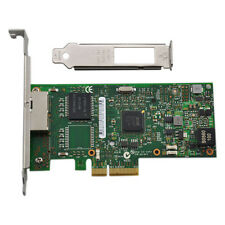 INTEL I350-T2 Dual Port Gigabit 1000M PCI-E Network Server Adapter i350-T2